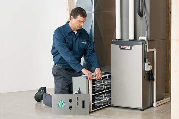 Indoor Air Quality Products and Services