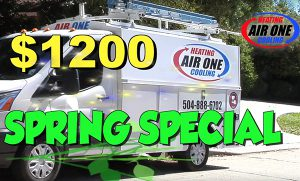 Air One Spring Special!